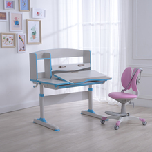 M105 Height Adjustable Children Learning Desk Drawing Table kids adjustable desk
