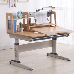 V120 Blue Color Height Adjustable Child Study Table