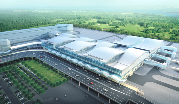 Phase 2 Project of Zhejiang Xiaoshan International Airport