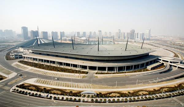 Zhengzhou International EXPO Center
