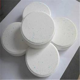 Calcium Hypochlorite (sodium process) CAS No.  7778-54-3 tablet