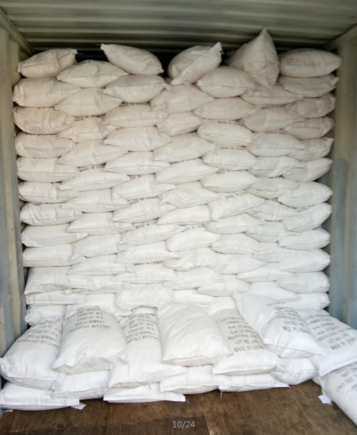 25kg Cacl anhydrous powder