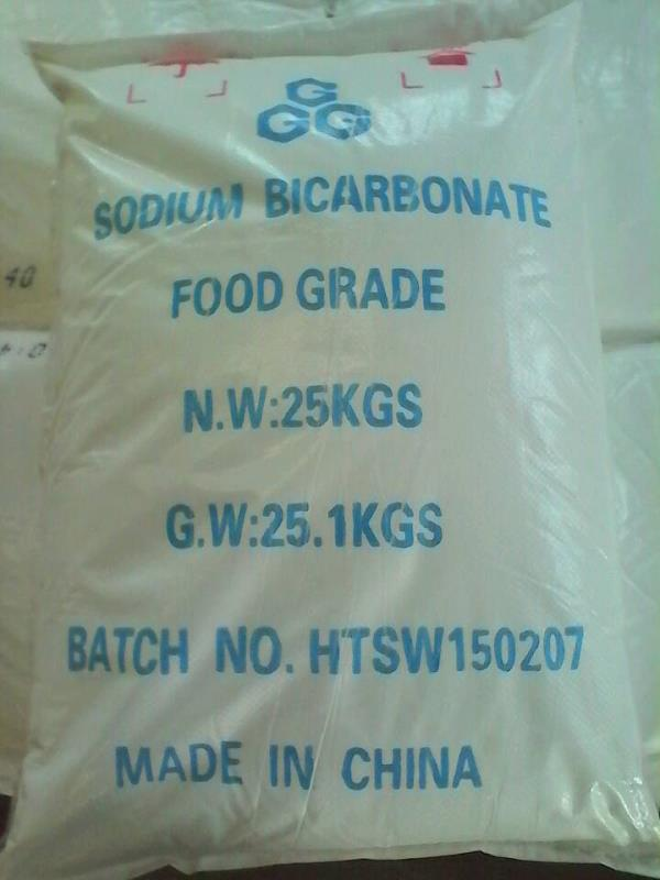 food grade sodium biocarbonate
