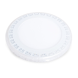 Two-color Versace-Bubble Recessed Round Panel