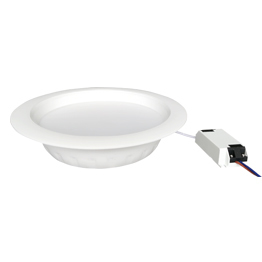 External-driver SMD Downlight