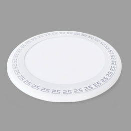 Versace Decorative Panel-Recessed Round Type