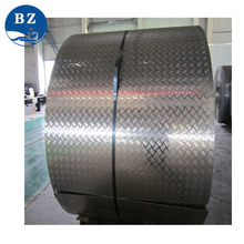 China Factory Best Price 5000 Series Embossed Aluminum Sheet