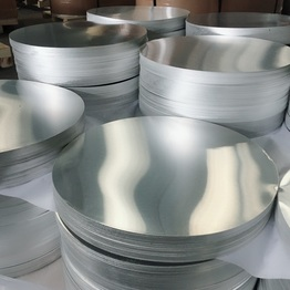 Hot sale round 1050 1060 1070 1100 3003 H12 disc aluminum disk