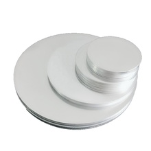 Aluminum Circle 1050 3003 Sheet & Disk Disc for cookware utensils