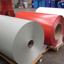 5052 H24 PE or PVDF Color Coated Aluminum Sheet for ACP In China